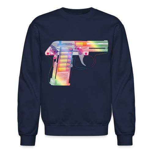 Glow Gun - Crewneck Sweatshirt