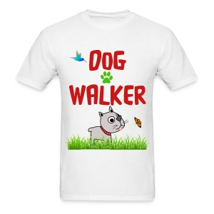 DOG WALKER - Men's T-Shirt