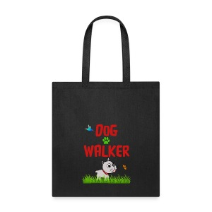 DOG WALKER - Tote Bag
