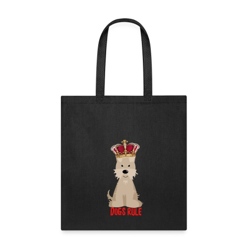 DOGS RULE - Tote Bag