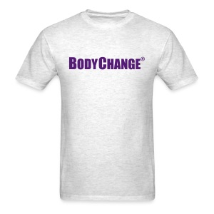 Men's BODYCHANGE Standard Grey Shirt - Men's T-Shirt