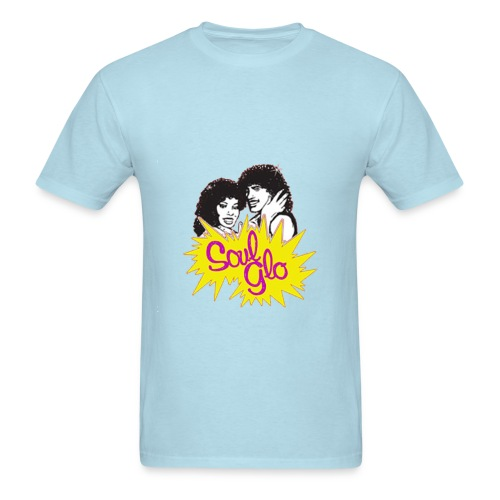 Soul glo - Men's T-Shirt