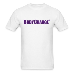 Men's BODYCHANGE Standard White Shirt - Men's T-Shirt