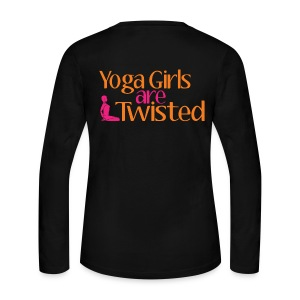 Twisted Long Sleeve - Women's Long Sleeve Jersey T-Shirt