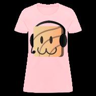 T-Shirts ~ Women's T-Shirt ~ CinnamonToastKen Logo Tee - Womens