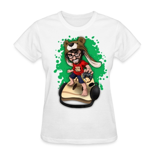 Toast Surf - Womens - Women's T-Shirt