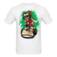 T-Shirts ~ Men's T-Shirt ~ Toast Surf - Mens