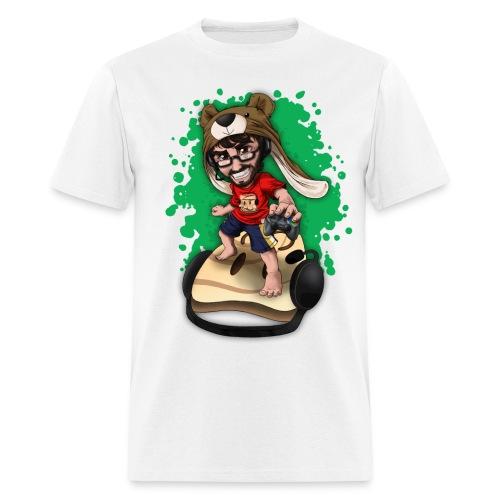 Toast Surf - Mens - Men's T-Shirt