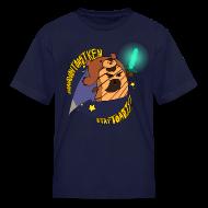 Kids' Shirts ~ Kids' T-Shirt ~ Flying Toast - Kids - ScribbleNetty