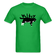 T-Shirts ~ Men's T-Shirt ~ Kitty Kat - Mens