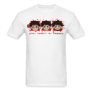 T-Shirts ~ Men's T-Shirt ~ Three Faces - Mens