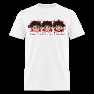 T-Shirts ~ Men's T-Shirt ~ Three Faces - Mens