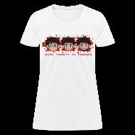 T-Shirts ~ Women's T-Shirt ~ Three Faces - Womens