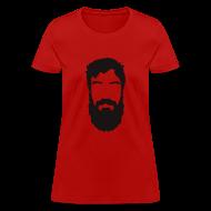 T-Shirts ~ Women's T-Shirt ~ Bearded Ken - Womens
