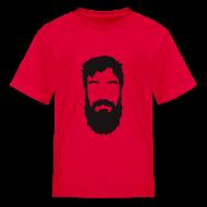 Kids' Shirts ~ Kids' T-Shirt ~ Bearded Ken - Kids