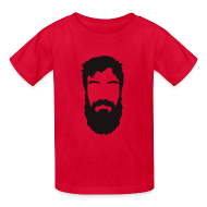 Kids' Shirts ~ Kids' T-Shirt ~ Bearded Ken - Kids
