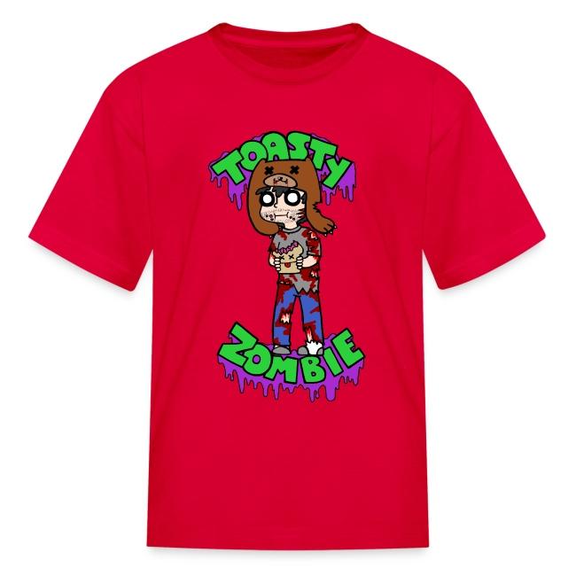 Toasty Zombie - Kids
