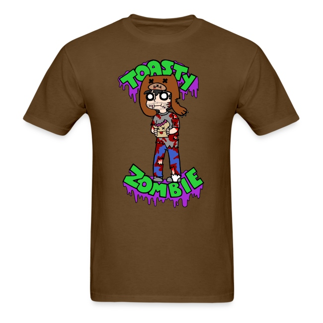 Toasty Zombie - Mens