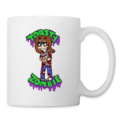 Toasty Zombie - Mug - Coffee/Tea Mug