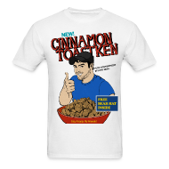 T-Shirts ~ Men's T-Shirt ~ #1 Cereal - Mens
