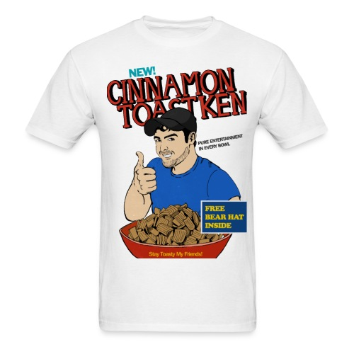 #1 Cereal - Mens - Men's T-Shirt