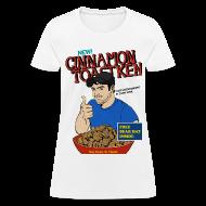 T-Shirts ~ Women's T-Shirt ~ #1 Cereal - Womens