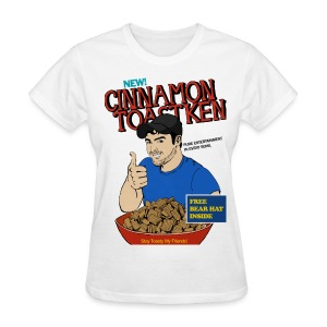 #1 Cereal - Womens - Women's T-Shirt