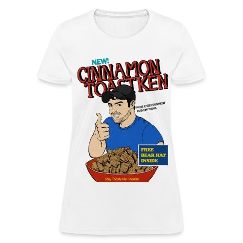 #1 Cereal - Womens - Women's T-Shirt