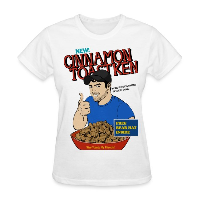 #1 Cereal - Womens