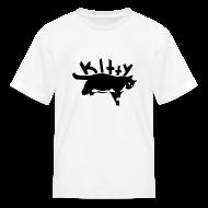Kids' Shirts ~ Kids' T-Shirt ~ Kitty Kat - Kids