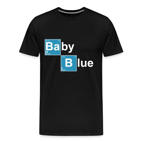 Baby Blue Breaking Bad T-Shirt - Men's Premium T-Shirt