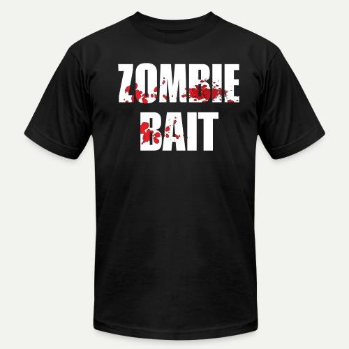 Zomie Bait - Men's Fine Jersey T-Shirt