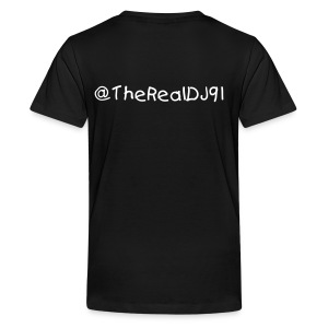 Kid's TeamDj91 T-Shirt  - Kids' Premium T-Shirt