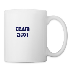 Team DJ91 Coffee Mug  - Coffee/Tea Mug