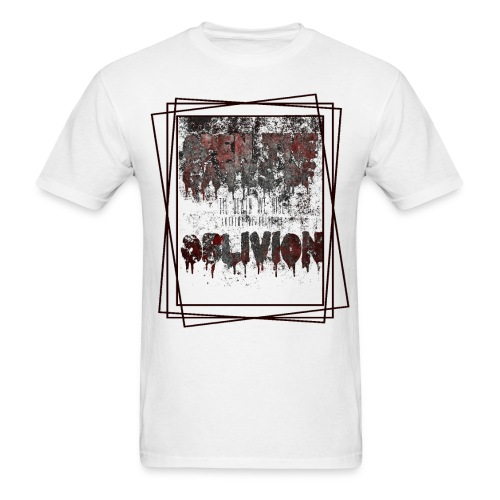 TDWR Open The Gates White /Mens - Men's T-Shirt