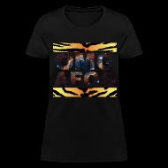 T-Shirts ~ Women's T-Shirt ~ RUN OMG (Galaxy Tiger, Women's)