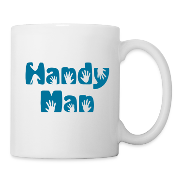 Handy Man  Bottles & Mugs