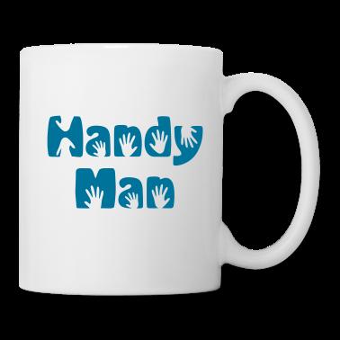 Handy Man  Bottles & Mugs