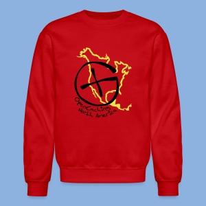 OCNA Logo Sweatshirt - Crewneck Sweatshirt