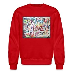 LOVE - Sweatshirt - Men - Crewneck Sweatshirt