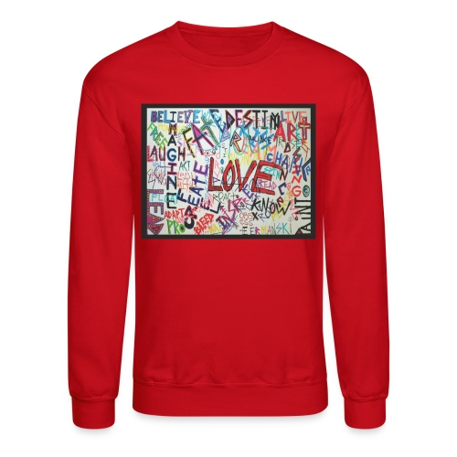 LOVE - Sweatshirt - Men - Crewneck Sweatshirt