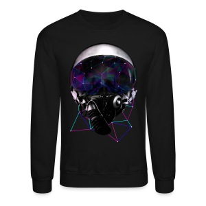 Trill Spaceman - Crewneck Sweatshirt
