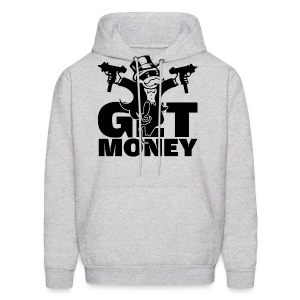 Get Money - Men's Hoodie