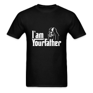 T-Shirts ~ Men's T-Shirt ~ SKYF-01-030 Darth Vader iam your father