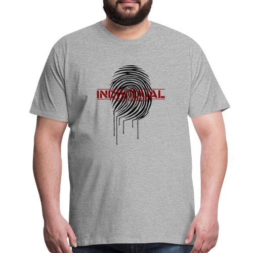 individual - black - Men's Premium T-Shirt