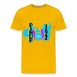 Pinup Jazz T - Men's Premium T-Shirt