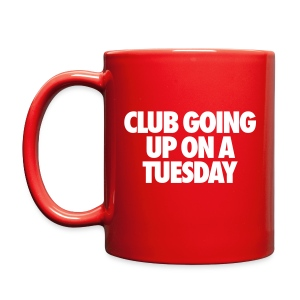 Club Going Up On A Tuesday Accessories - Full Color Mug