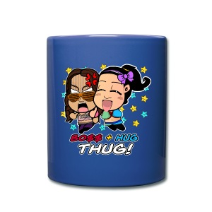 Thug 01 (Mug) - Full Color Mug