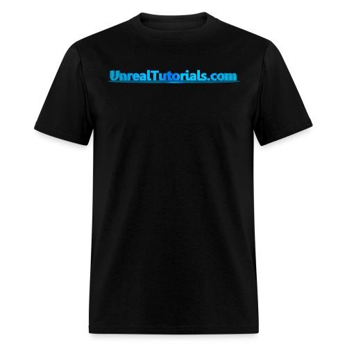Support UnrealTutorials.com T-Shirt - Men's T-Shirt