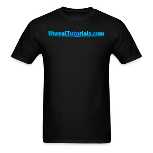 Support UnrealTutorials.com T-Shirt - Men's T-Shirt